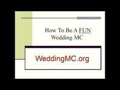 Wedding speech order list
